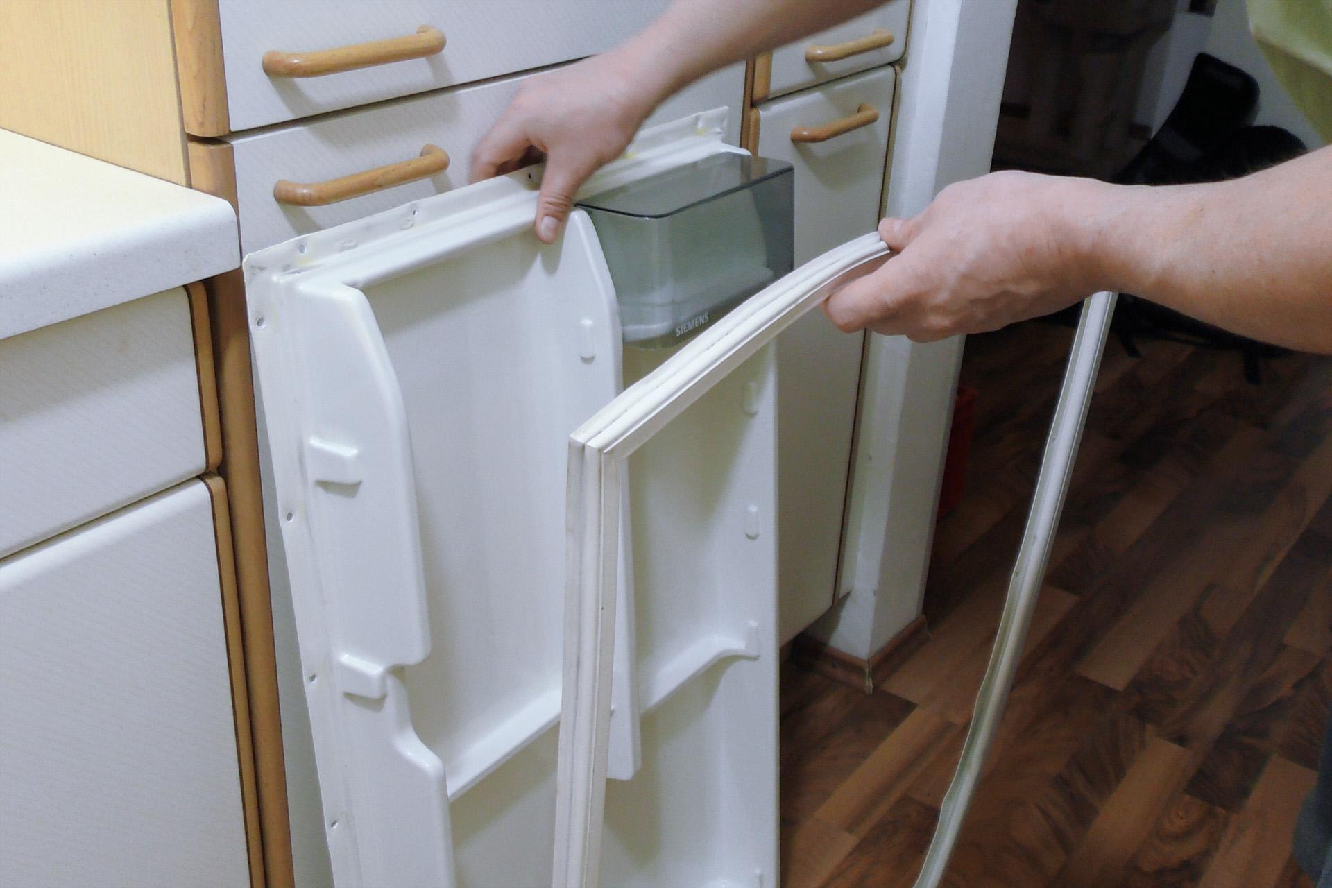Siemens Kühlschrank Wasser Unter Gemüsefach : Kühlschrankdichtung wechseln türdichtung anleitung diybook