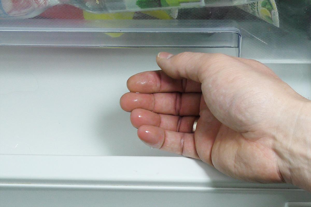 Gorenje Kühlschrank Gemüsefach : Wasser im kühlschrank unter dem gemüsefach anleitung diybook