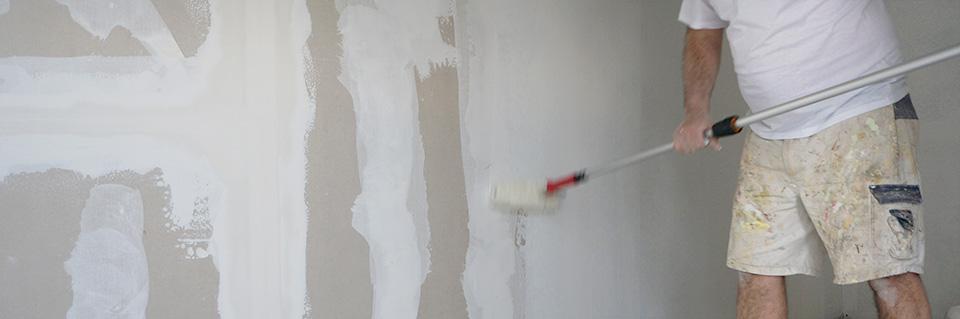 Rigipsplatten Streichen Ohne Grundierung : gipskarton streichen trockenbaufarbe im einsatz anleitung tipps ~ Watch28wear.com Haus und Dekorationen