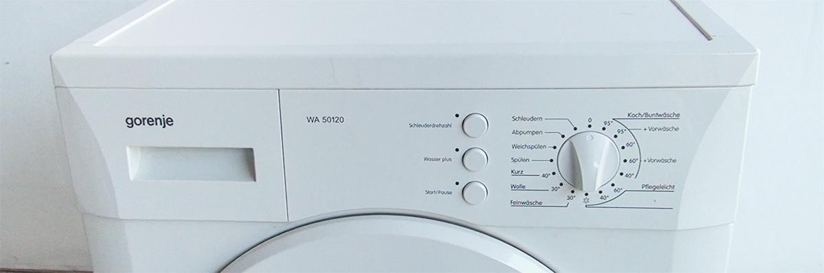 gorenje waschmaschine reparieren wenn die sicherung immer. Black Bedroom Furniture Sets. Home Design Ideas