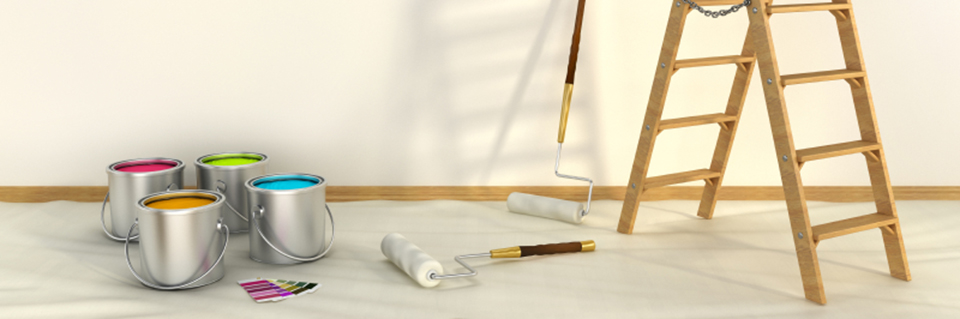 eine wand streichen 5 tipps zur vorbereitung anleitung. Black Bedroom Furniture Sets. Home Design Ideas