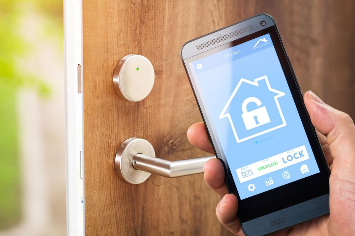 Bildergebnis für smart home sicherheit