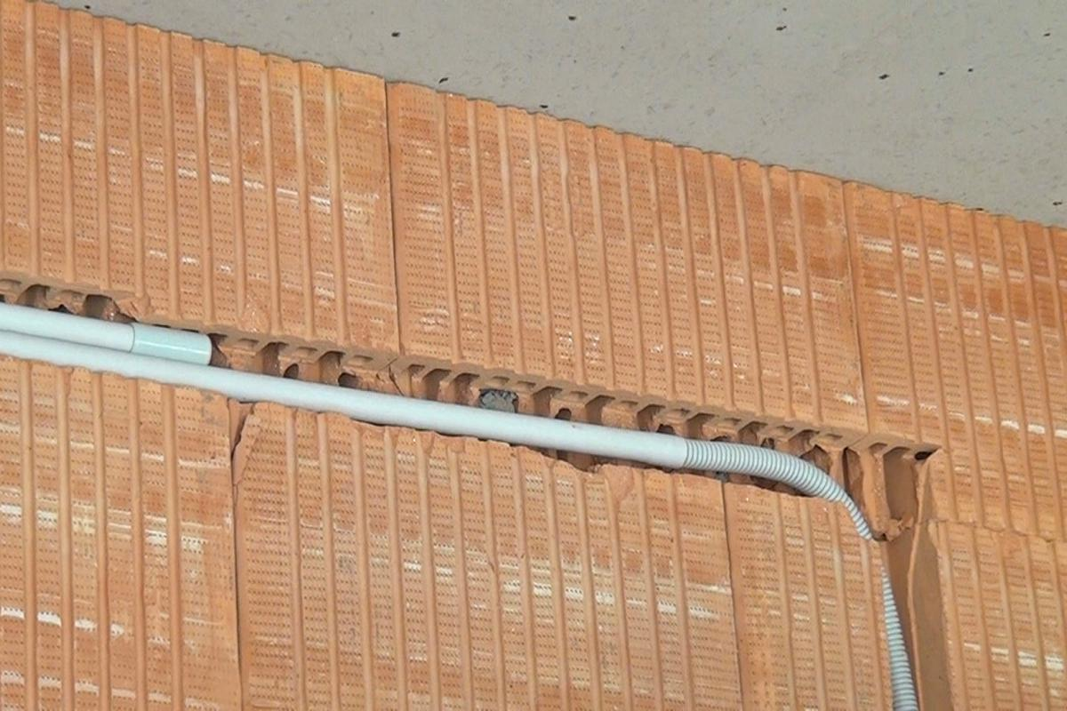 Elektroinstallation Mit Oder Ohne Kabelschutzrohr Diybook De