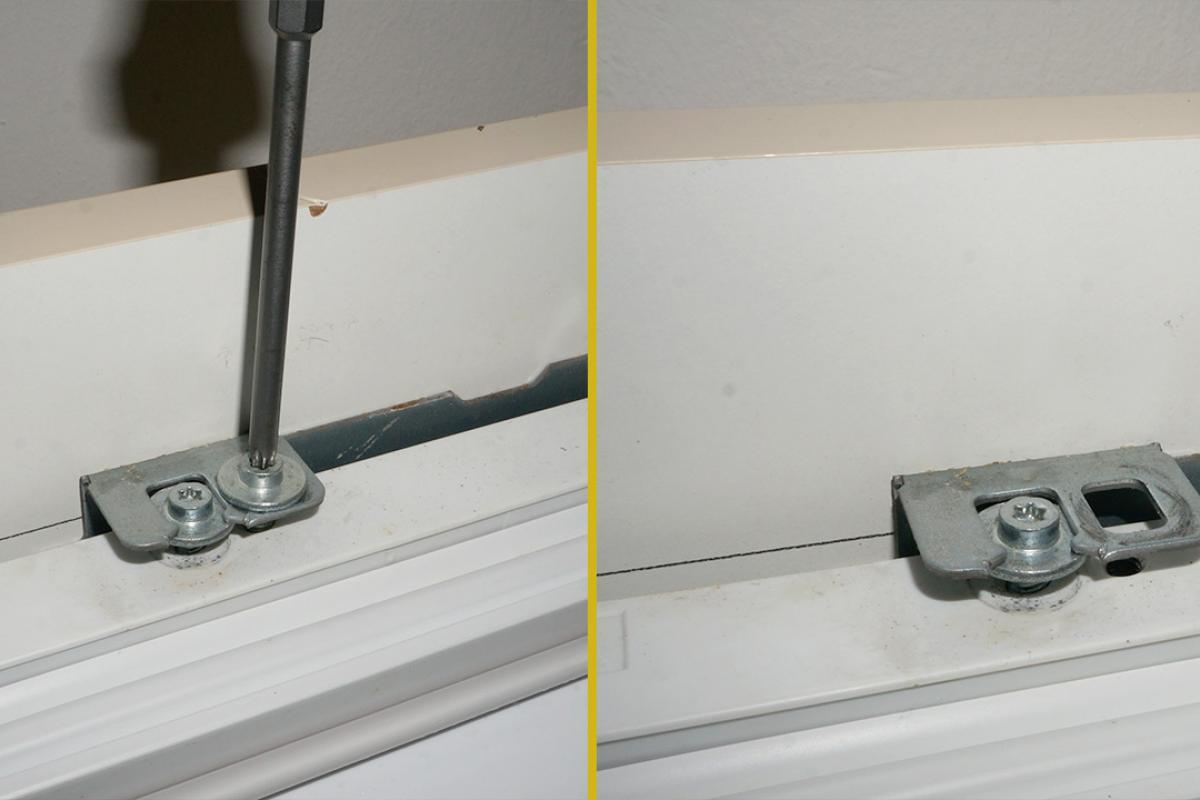 Kühlschranktür richtig miele schließt nicht VIDEO: Kühlschrank