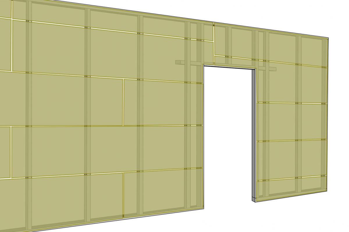 Beplankung im Trockenbau Einfach oder doppelt beplankt ...