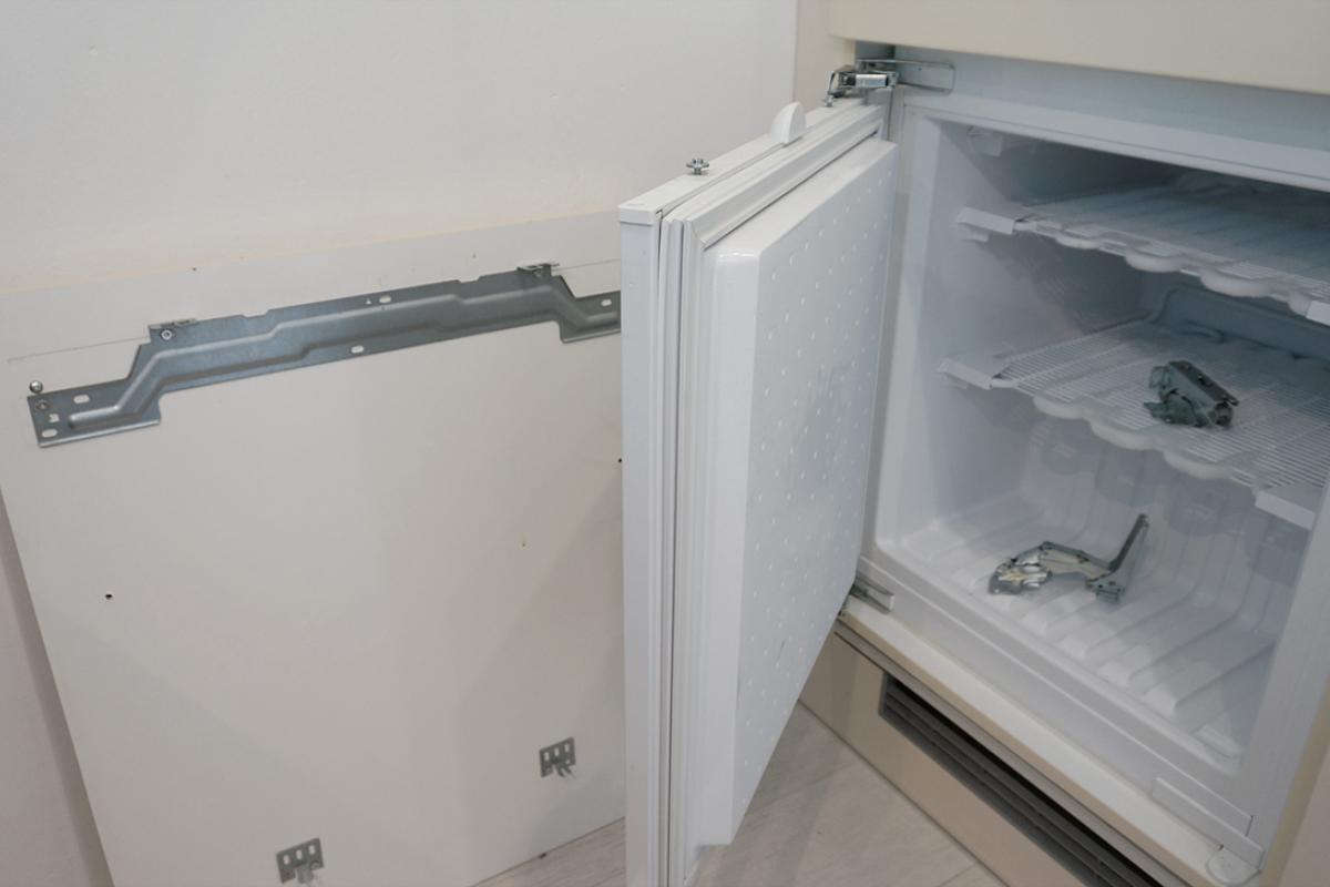 Kühlschranktür richtig miele schließt nicht Kühl