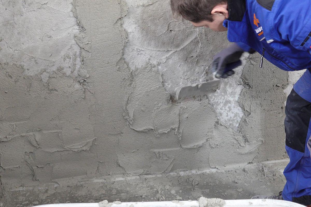 Hervorragend Feuchte Wände sanieren - Ratgeber @ diybook.de AP31