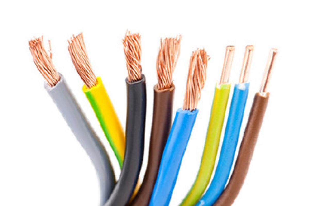Lampe Anschliessen 5 Kabel Aus Der Decke –