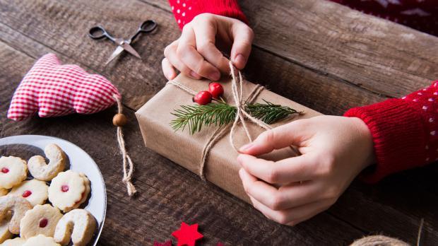 Selbstgemachtes zu Weihnachten schenken