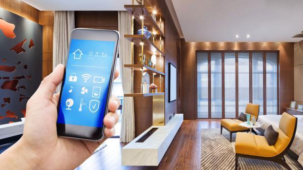 Smartphone als Smart-Home-Zentrale