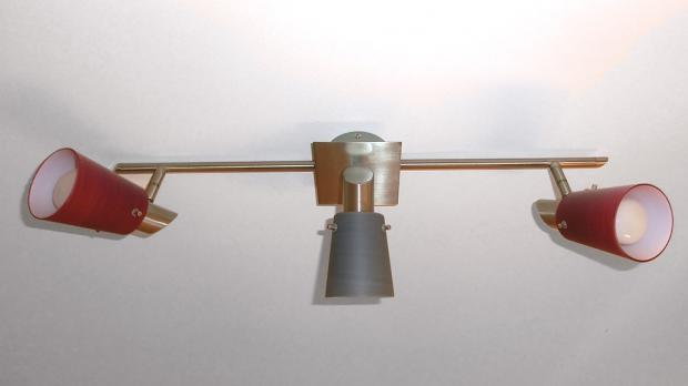 Alte Deckenlampe