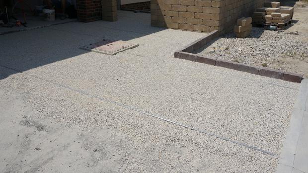 garageneinfahrt pflastern anleitung zum betonpflaster verlegen anleitung. Black Bedroom Furniture Sets. Home Design Ideas