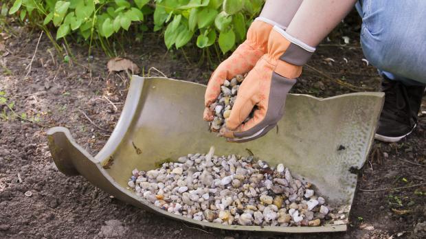 steingarten anlegen anleitung – rekem, Hause und Garten