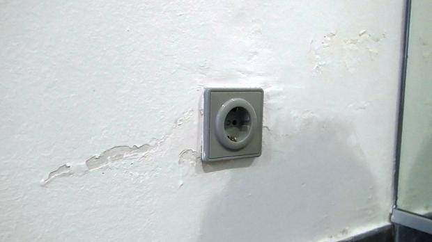 wasserflecken an der wand entfernen isolieren anleitung und tipps. Black Bedroom Furniture Sets. Home Design Ideas