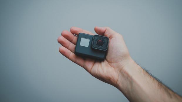 GoPro für den actionlastigen Einsatz