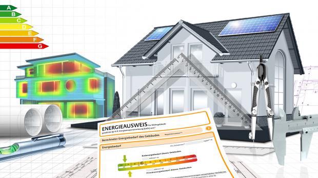 Energieausweis als Grundlage für das Haus
