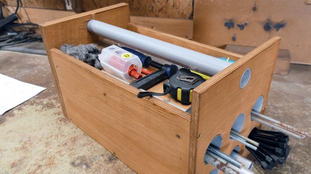 Werkzeugkiste selber machen
