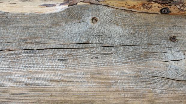 Altes Holz neu verwenden
