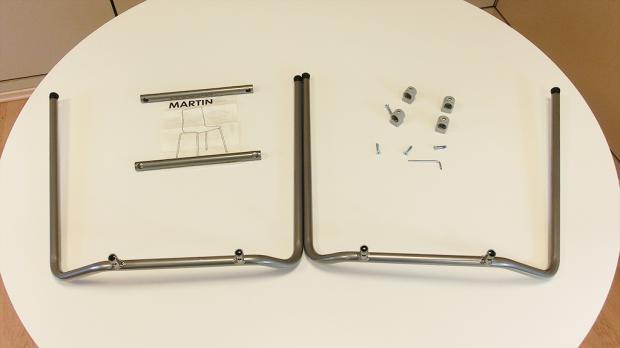 Ikea Martin Aufbauanleitung - Auspacken