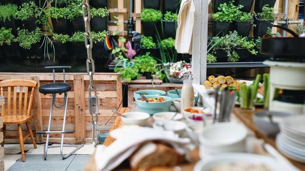 Gartenfeier ohne Stress dank Outdoorküche