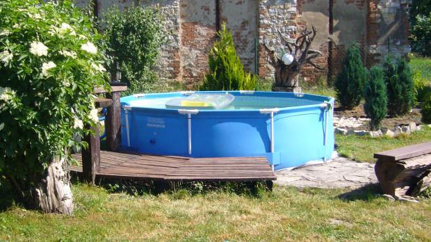 Poolarten – Der eigene Pool im Garten - Ratgeber @ diybook.de