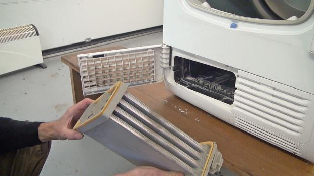 Trockner wärmetauscher reinigen siemens wärmepumpentrockner