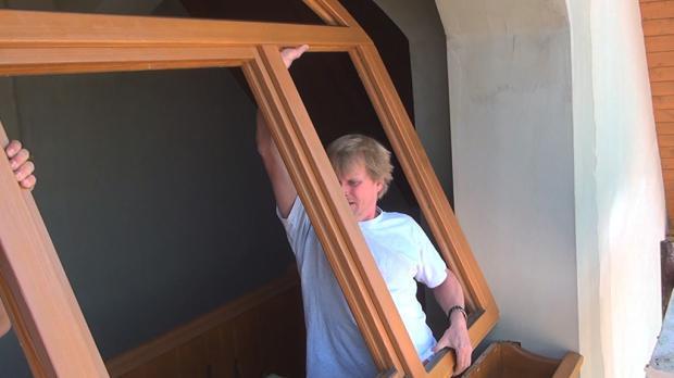 arkadenfenster einbauen anleitung tipps vom tischler. Black Bedroom Furniture Sets. Home Design Ideas