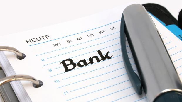 Ohne Sorgen auf den Banktermin vorbereiten