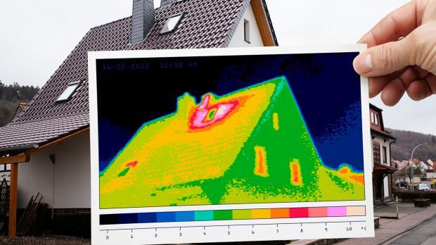 Thermographie im Außenbereich