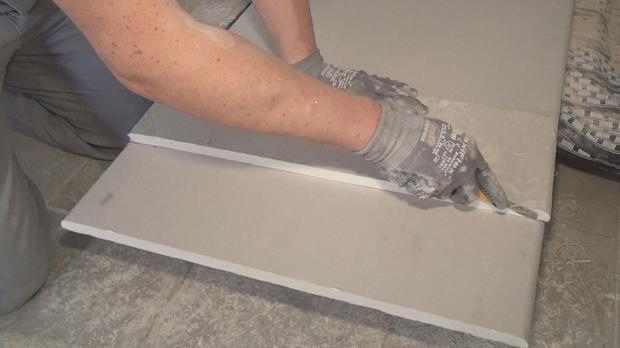 gipskartonplatten verlegen tipps tricks vom maurer trockenbau. Black Bedroom Furniture Sets. Home Design Ideas