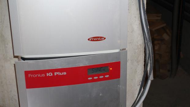 Wechselrichter einer PV-Anlage
