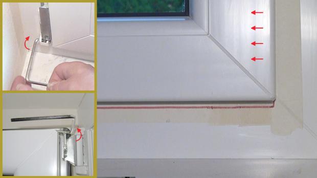 Fenster einstellen fenster einstellen fensterhai fenster for Fenster undicht