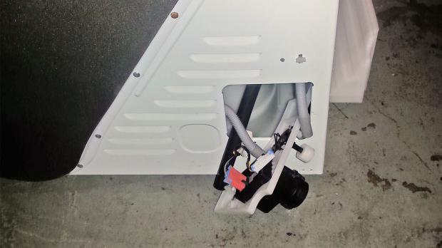 Siemens bosch kondenstrockner gummi ablaufschlauch neu ovp in