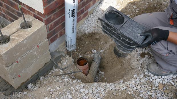 Hof Pflastern Kosten die vorbereitung für das pflaster die tragschicht anleitung