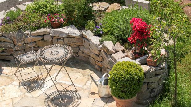 download garten mit natursteinen gestalten | siteminsk, Hause und garten