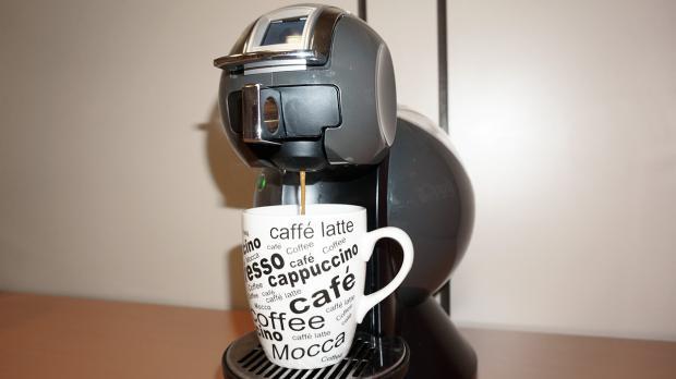 Endlich wieder Kaffee