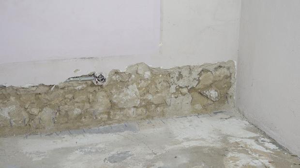 Gut bekannt Feuchte Wände sanieren - Ratgeber @ diybook.de IK93