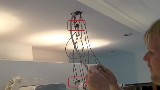 spots einbauen deckenstrahler aus halogen anleitung. Black Bedroom Furniture Sets. Home Design Ideas