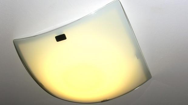 Angeschlossene LED-Lampe