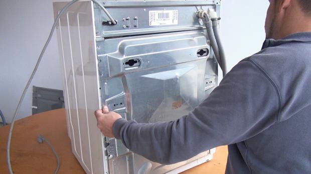 bauknecht waschmaschine sto d mpfer wechseln anleitung. Black Bedroom Furniture Sets. Home Design Ideas