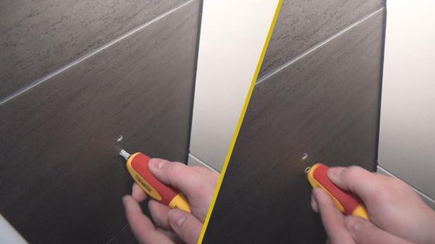 feinsteinzeug bohren diamantbohrer im einsatz anleitung. Black Bedroom Furniture Sets. Home Design Ideas