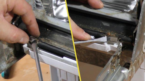 Aeg Kühlschrank Dichtung Wechseln : Aeg spülmaschine dichtung wechseln aeg spülmaschine dichtung