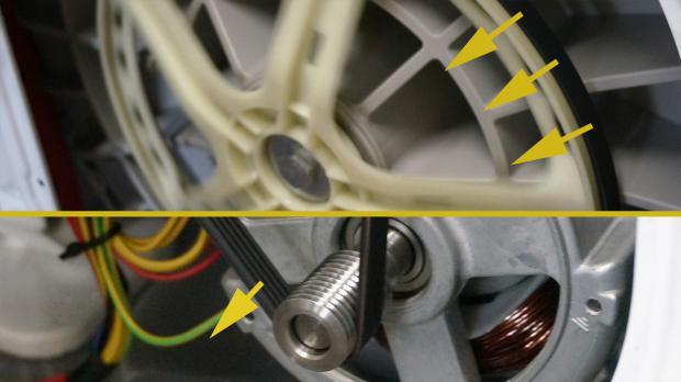 aeg waschmaschine motorkohlen kohleb rsten wechseln reparatur anleitung. Black Bedroom Furniture Sets. Home Design Ideas