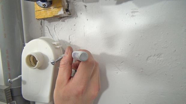 Zweiten waschmaschinensiphon montieren anleitung - Waschmaschinenanschluss wand ...