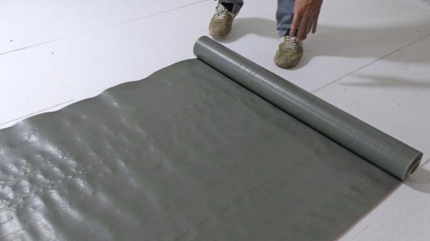 Fußbodendämmung Verlegen ~ Estrichdämmung verlegen anleitung @ diybook.de