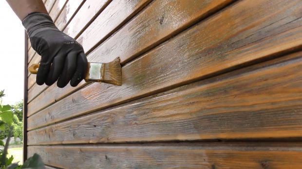 gartenhaus neu streichen grundieren und lasieren anleitung. Black Bedroom Furniture Sets. Home Design Ideas