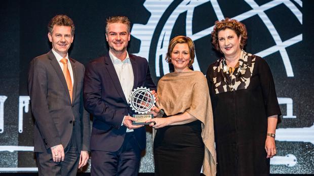 Verleihung des EISEN Awards 2018