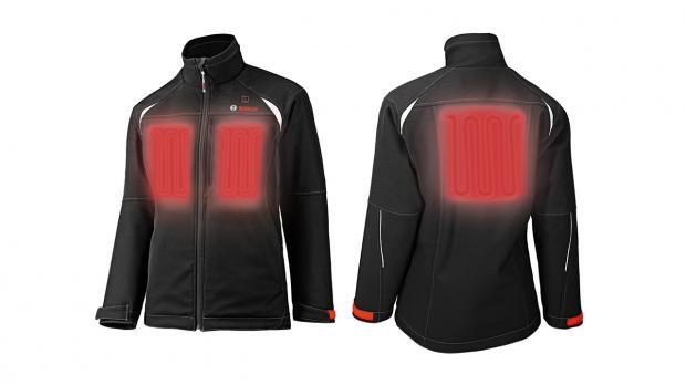 Beheizbare Outdoor-Jacke von Bosch jetzt auch für Damen