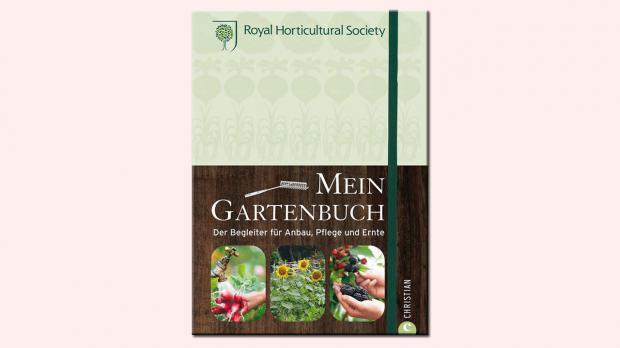 Mein Gartenbuch vom Verlag GeraNova Bruckmann