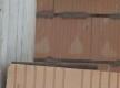 Starrer Wandanschluss bei gemörtelten Ziegeln